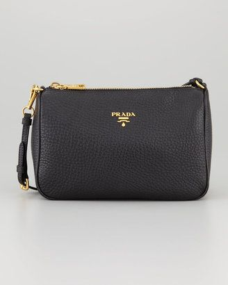 0819424871f5 Prada - Daino Mini Shoulder Bag, Nero | Pretty Little things | Bags ...