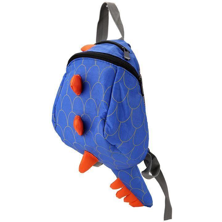 bf02fb03e7 HOT 3D Cartoon Dinosaur Kids Backpack
