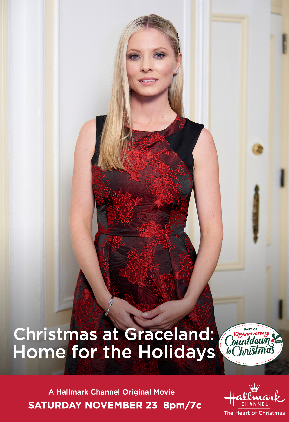"Christmas At Graceland 2020 Make a date with Kaitlin Doubleday, star of ""Christmas at"