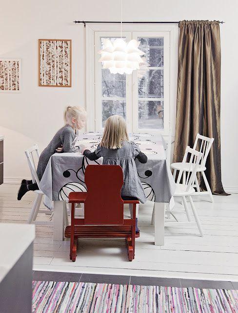 beautiful finnish house (photos by Krista Keltanen)
