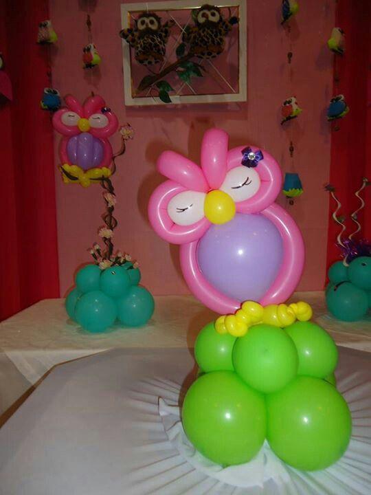 Pin de Hei Luz en globos Pinterest Globo, Decoración con globos