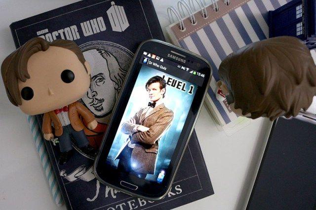 Aplicativos para fãs de Doctor Who - Sai da Minha Lente