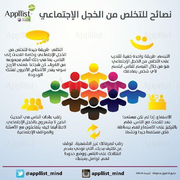 تخلص من الخجل الاجتماعي Positive Notes Human Development How To Better Yourself