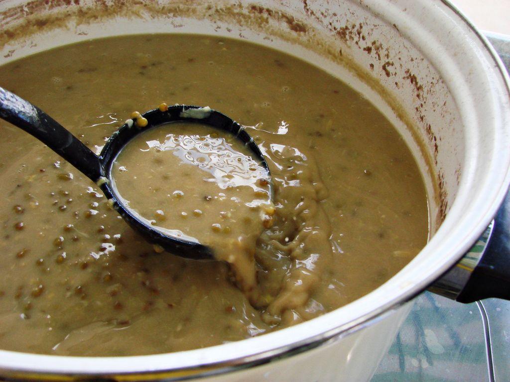 Bubur Kacang Hijau Simple Koleksi Resepi Emak Makanan Resep Masakan Malaysia Resep Makanan