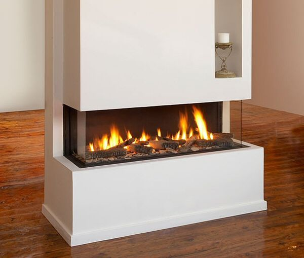 Gas fire - one solution we are thinking of using..