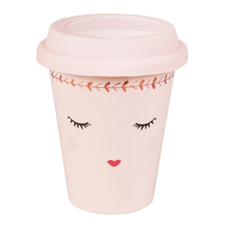 Doll In Porcelain Maisons 2019Christmas Mug Ideas Travel Pink I7vbmYf6yg