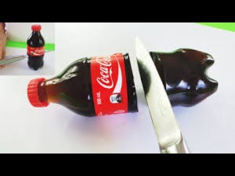 How To Make Real Coca Cola Pudding Jelly Cooking Recipe | HS