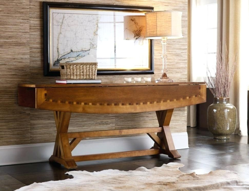 Drop Leaf Sofa Table Large Size Of Console Console Table With