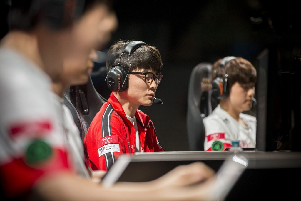 Faker I expect the 2017 LCK to be even more competitive