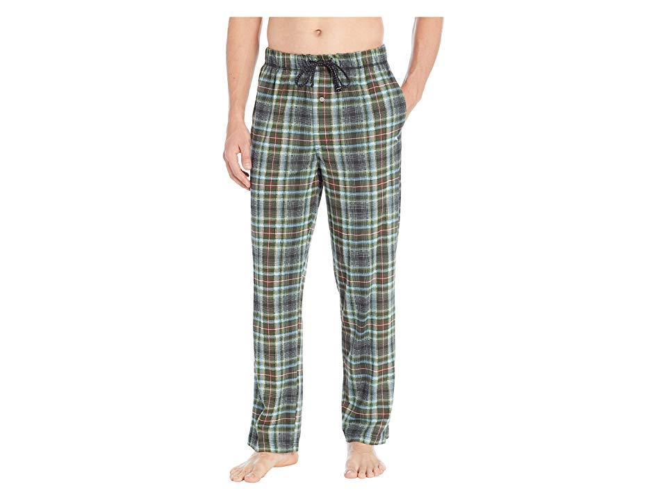 Tommy Bahama Printed Knit Pants Multi Plaid Mens Casual Pants Lounge in the Tommy Bahama Printed Knit Pants Piqueknit pajama pants are fabricated from a soft blend of cot...
