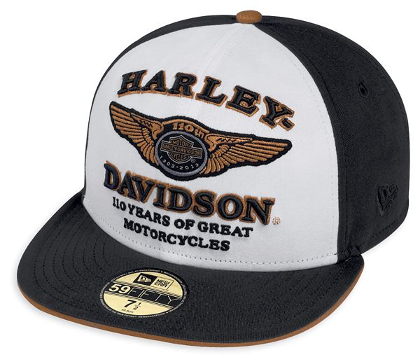 6ebe4796fce 59fifty harley davidson hats