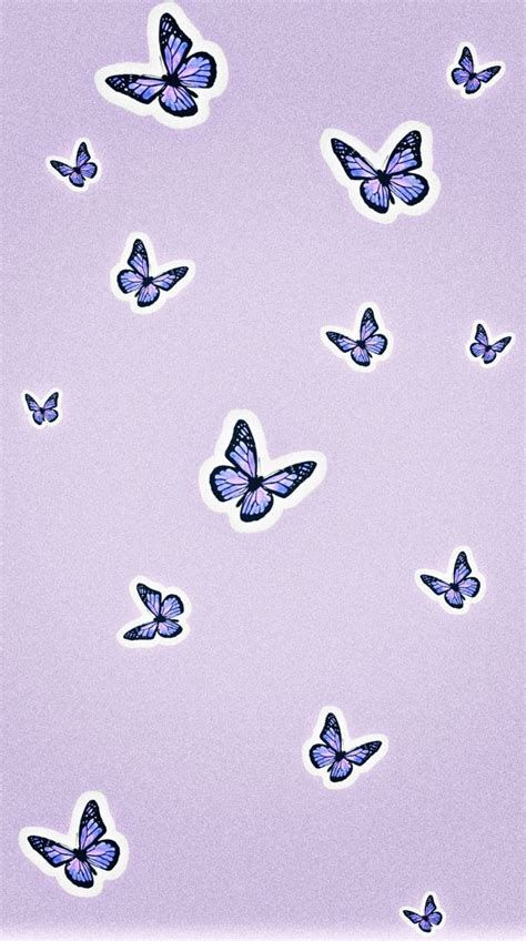 Cute Butterfly Wallpaper Tumblr - Download Free Mock-up