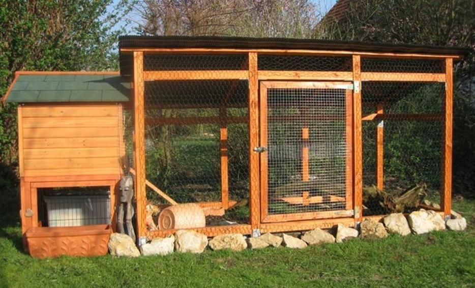 bildergebnis f r kaninchenstall bauen nins pinterest kaninchenstall bauen kaninchenstall. Black Bedroom Furniture Sets. Home Design Ideas