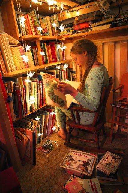 Unschooling Books Night Light Alone Imagine Kidsss