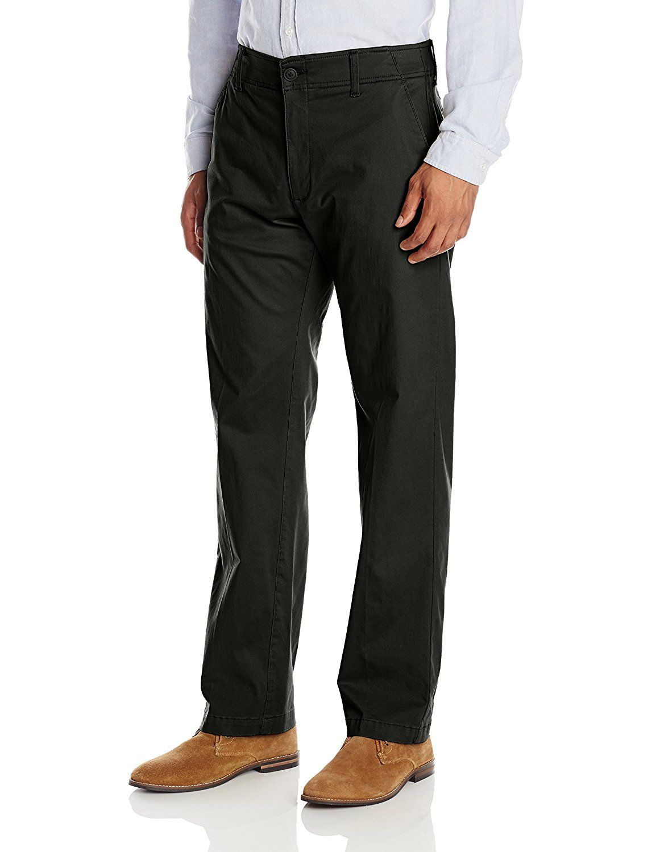 e49c5c2622e Lee Men's Performance Series Extreme Comfort Khaki Pant at Amazon Men's  Clothing store: