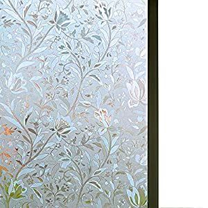Bloss Excellent Quality 3d Static Cling Window Film Self Adhesive