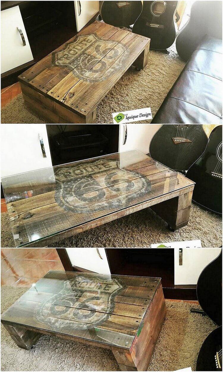 Creative Recycling Ideas For Old Shipping Pallets