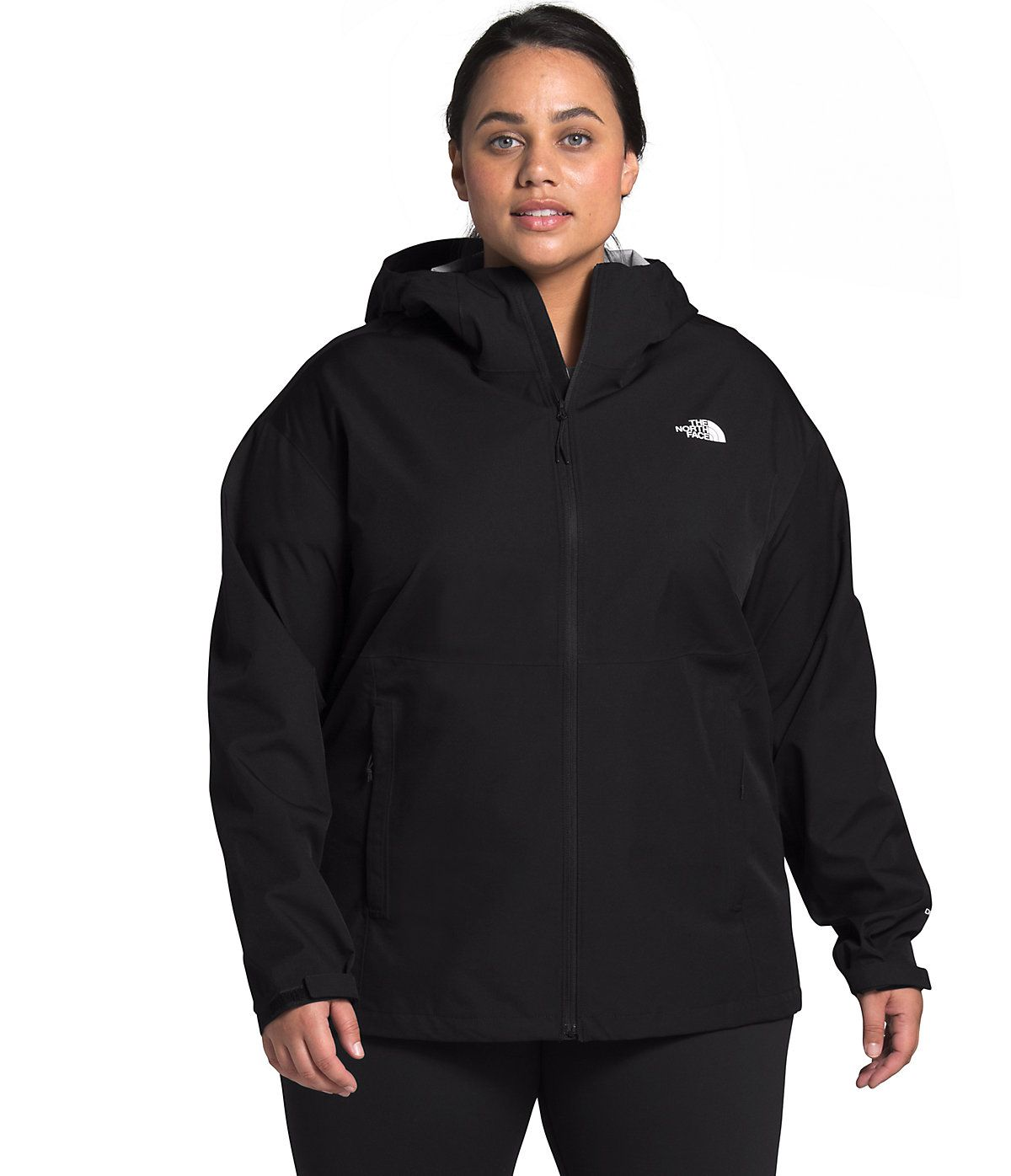 Women S Plus Allproof Stretch Jacket The North Face North Face Women The North Face Jackets [ 1396 x 1200 Pixel ]
