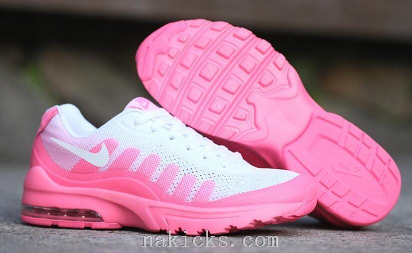 OnSale! Womens Nike Air Max 95 20th Anniversary White Pink,Nike ...