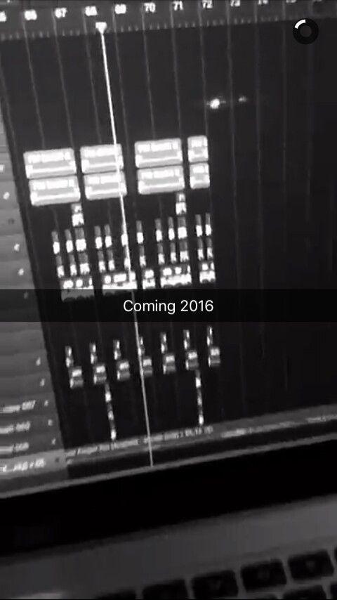 Yaaas new music comin