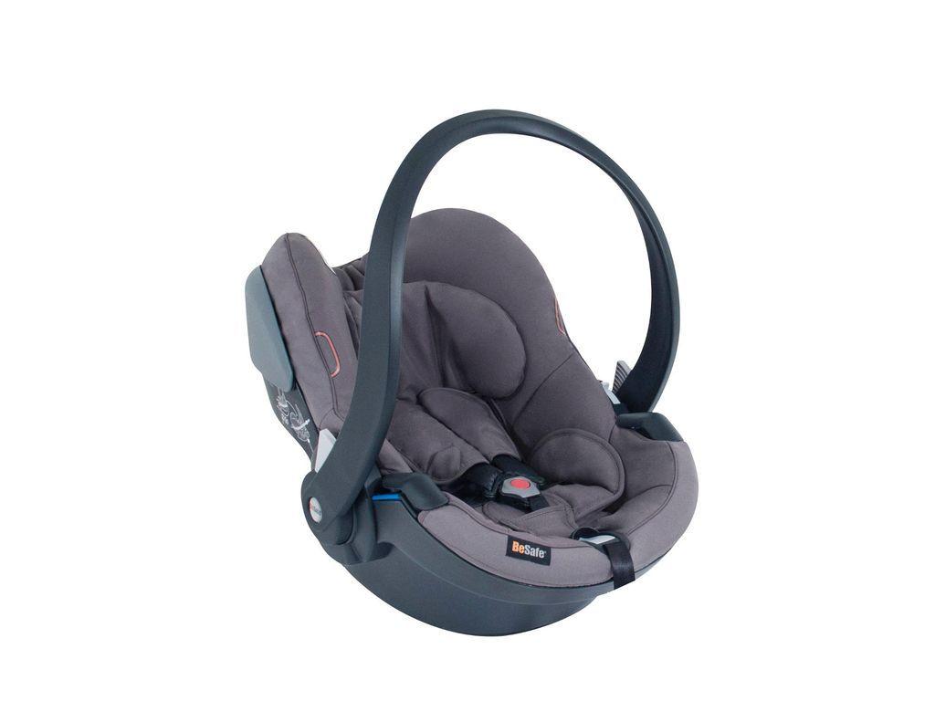 Besafe Izi Go Group 0 Plus Infant Car Seat In Lava Grey Baby Car Seats Car Seats Baby Car Safety