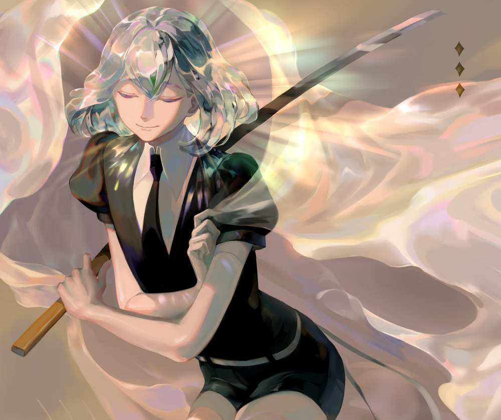 Anime Houseki no Kuni Diamond (Houseki No Kuni) Papel de Parede – Skintal