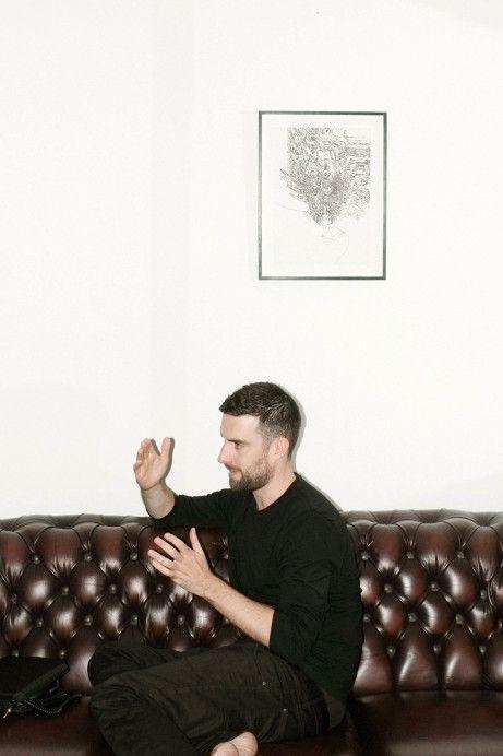 """Freunde von Freunden — Paul """"Scuba"""" Rose — DJ, Producer and Founder of Hotflush , Apartment, Neukölln, Berlin  — http://www.freundevonfreunden.com/interviews/paul-scuba-rose/"""