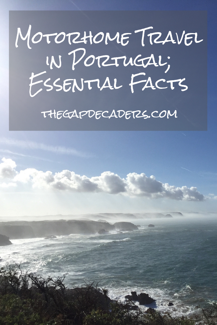 Top Tips for Touring Portugal in a Campervan | The Gap Decaders