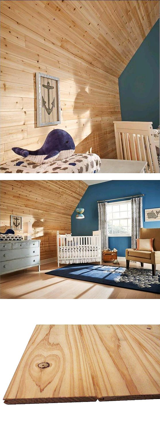 1 4 In X 3 1 2 In X 96 In Cedar V Plank 3 Pack Per Box 8203015 The Home Depot Cedar Walls Home Cedar Paneling