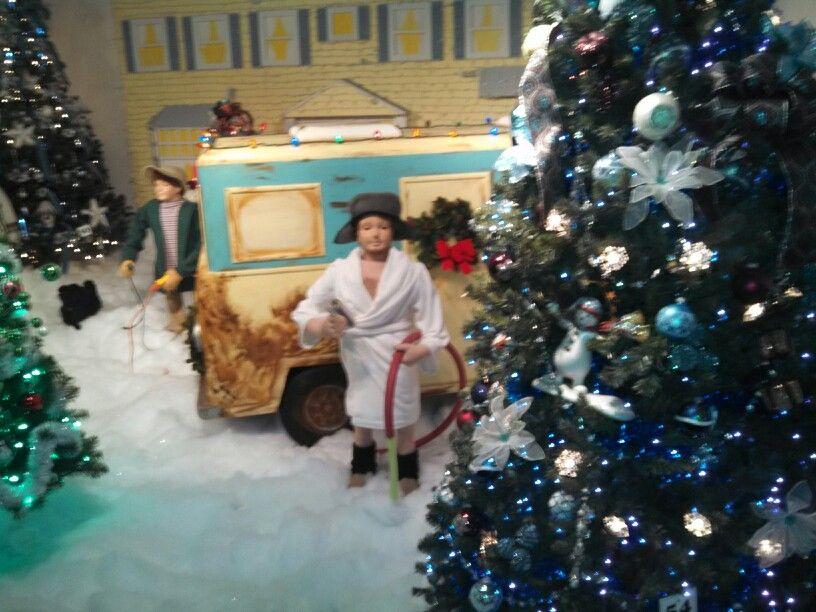 christmas display cousin eddie
