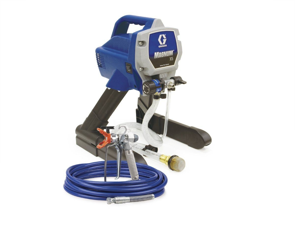 Graco Magnum Pro X7 Electric Airless Sprayer 262815 1 Year Warranty Grade A