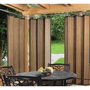 rideau bambou ext rieur recherche google pergola pinterest rideau bambou recherche. Black Bedroom Furniture Sets. Home Design Ideas