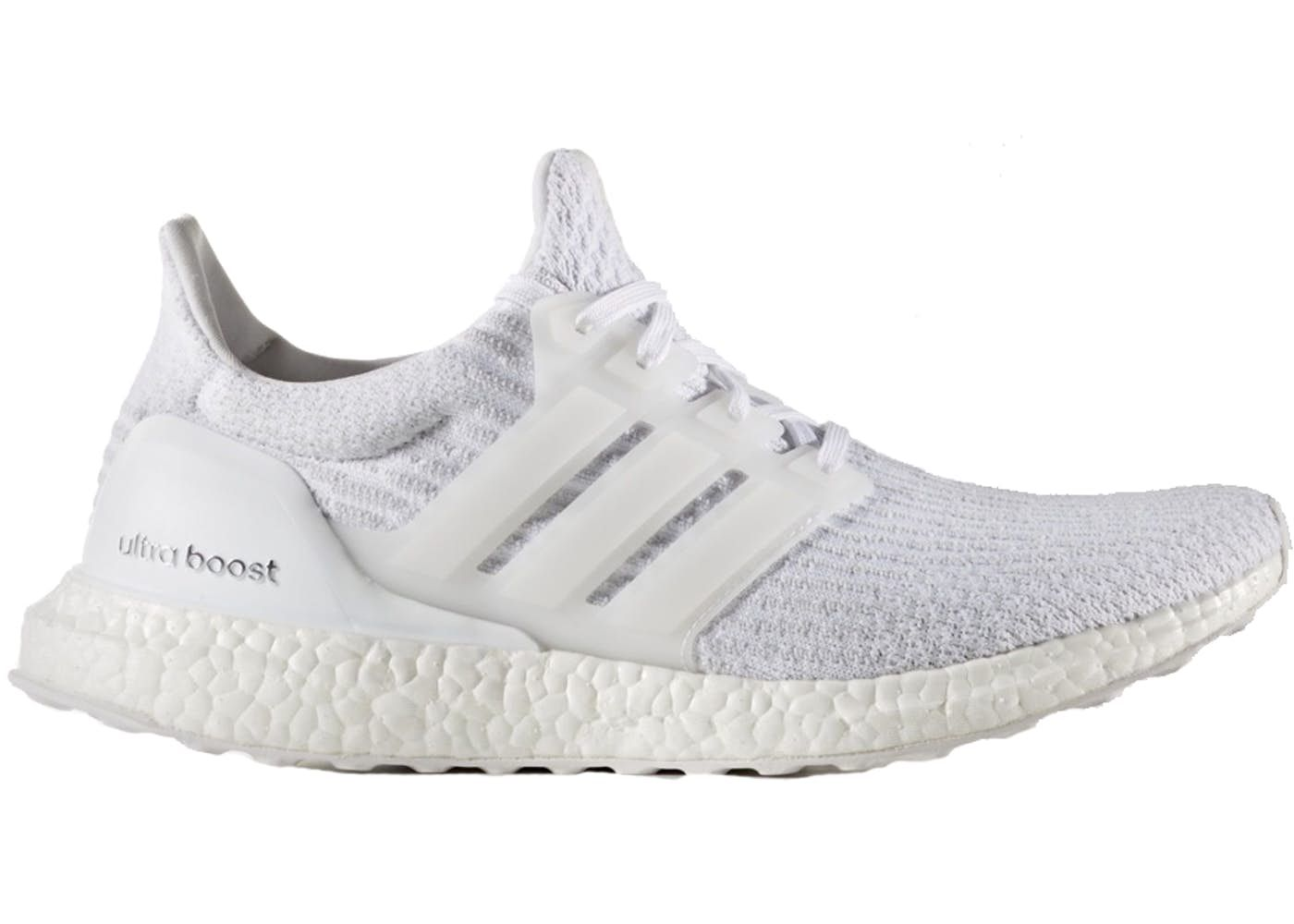 lowest price d1ddd 02bf4 adidas Ultra Boost 3.0 Triple White | Shoes | Boost shoes ...