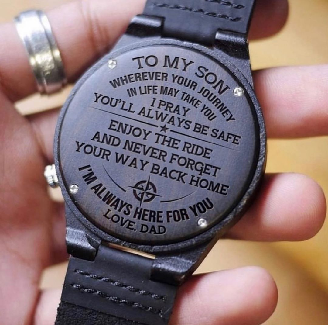 Misterdereloj On Instagram Honestly That S One Of The Most Touching Things I Have Ever Saw Priceless Piece Cadeau Pour Petit Ami Montre Homme Marque Montre