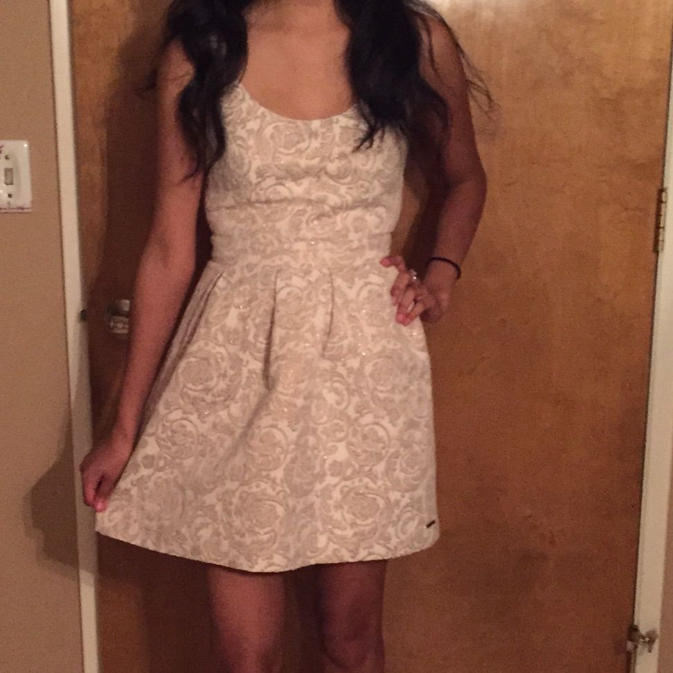 Holiday Abercrombie Dress