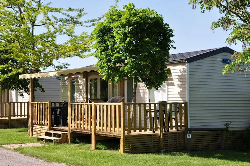 Deck Mobile Home Relooking Mobil Home Mobil Home Decoration De Mobil Homes