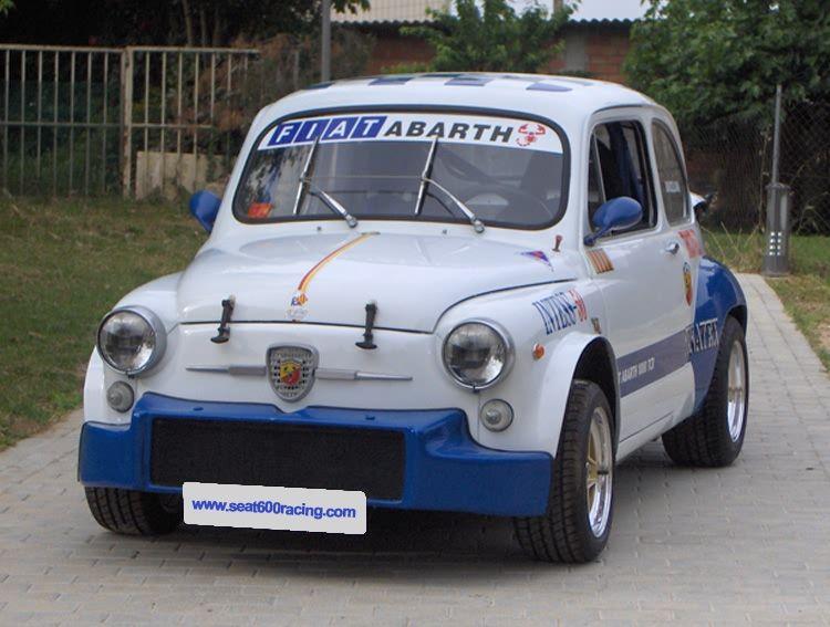 seat 600 racing se vende seat 600 abarth | fiat | Pinterest | Fiat