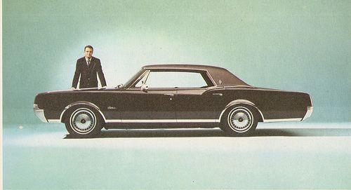 Oldsmobile Cutlass by glen.h, via Flickr