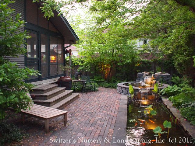 simple landscape garden designgarden charming garden design - Garden Home Designs