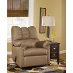 Ashley Darcy Rocker Recliner in Mocha