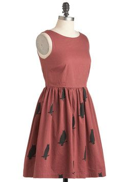 The Greatest Dress of Owl, #ModCloth