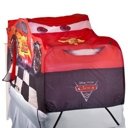 Cars Bed Tent  Target  sc 1 st  Pinterest & Cars Bed Tent : Target | JJs batman party | Pinterest | Car bed ...