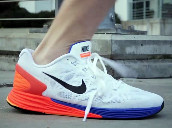 The Nike LunarGlide+ 6 is about to give us the best of both worlds when it  debuts in the near future.