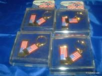 Brand New Benrus Men's Gift Sets Lot Of 4 Moneyclips & Key Chain $40 Retail Free Shipping $14.99