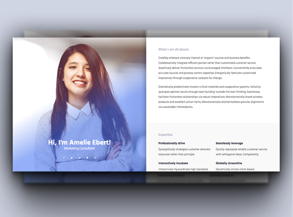 Free Elegant Online Cv Html Template Making Yourself Truly Presentable In The Eyes Of A Clie Online Cv Free Resume Template Word Free Resume Template Download