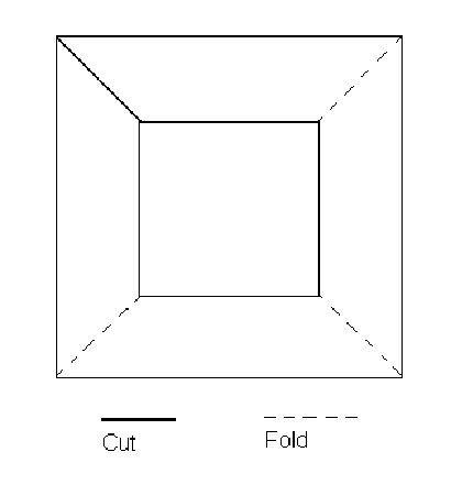 Diy Cardboard RubikS Cube Stands  Diy Cardboard And Cube
