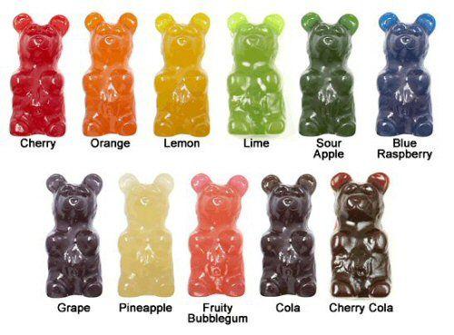 the world's largest gummy bear   World's Largest Gummy Bears
