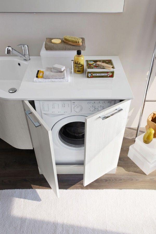 arredo bagno lavanderia - cerca con google | bagno | pinterest ... - Arredo Bagno Lavanderia