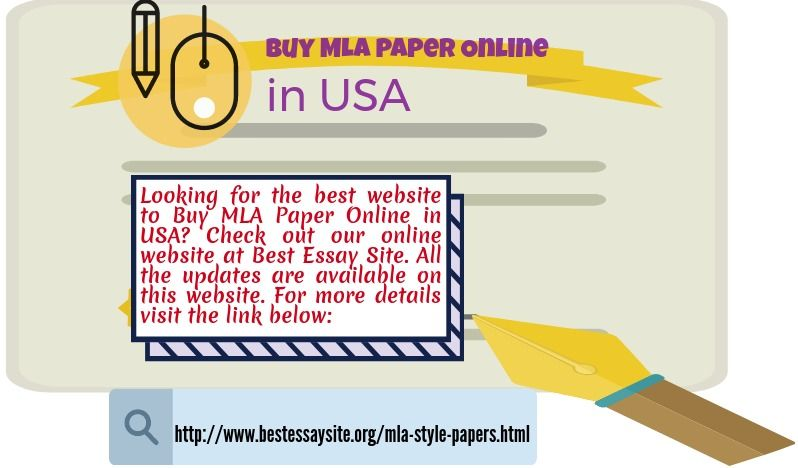 Buy mla papers