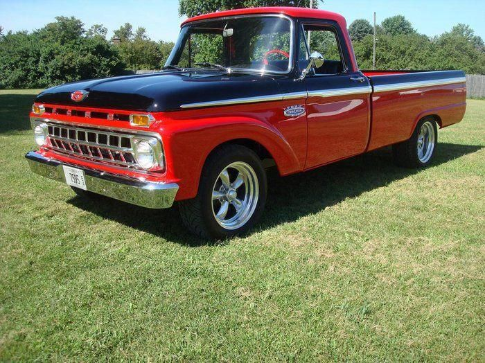 Classic 1966 Ford F100 for sale 2140262 33,900